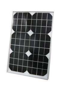 15W Solar Power Panel DC 12V RV Battery Charger Marine 12 Volt System
