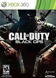 Call of Duty Black Ops Xbox 360, 2010