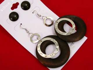 Wearthese Fun earrings withall your fun looking casual wear
