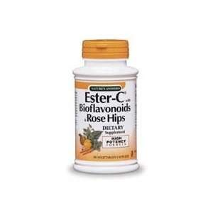Ester C 180 veggie caps   Dietary Supplements: Health & Personal Care