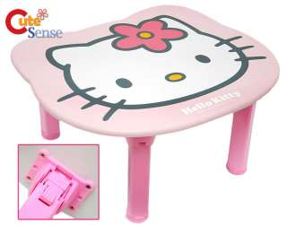 Sanrio Hello Kitty Folded Wooden TABLE Accent/Play Room