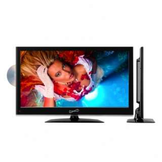 24 LED LCD 1080p HD TV HDTV TELEVISION w/ BUILT IN DVD PLAYER AC/DC