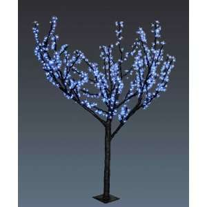 Pre lit LED White Cherry Blossom Tree