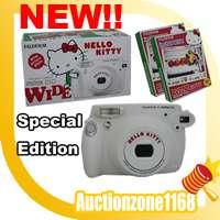Hello Kitty Mini 25 Polaroid Camera + 50PC Mini Film + Ablum