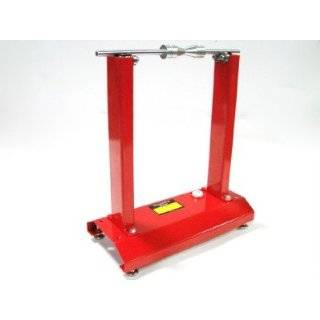Tusk Motorcycle Wheel Balancing and Truing Stand Automotive