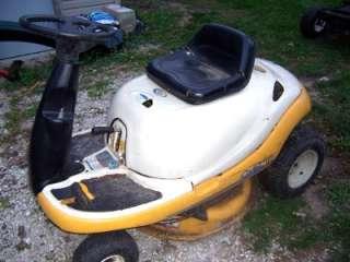 yard bug riding mower manual