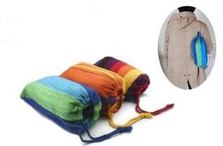 Hammock Hang Sleeping Bed Outdoor Camping Travelling XM DC001