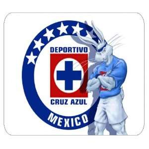 Cruz Azul Mouse Pad: Office Products