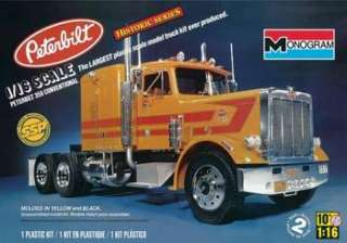 SCALE Model kit 85 2500 PETERBILT 359 TRUCK SSP LIMITED MAY!!