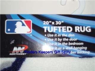 Yankees Rug Welcome Mat MLB Merchandise Apparel Door Mat Collectible
