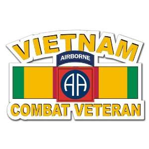 US Army 82nd Airborne Division Vietnam Combat Veteran with