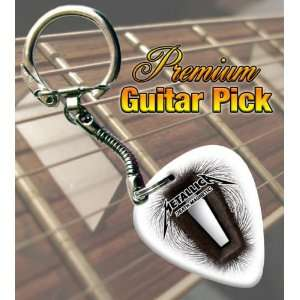 Metallica Death Magnetic Premium Guitar Pick Keyring