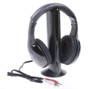 Best Selling Wireless Earphone Headphone 5 in 1 for  Pc