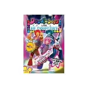 New Vidmark Trimark Doodlebops Live In Concert Family
