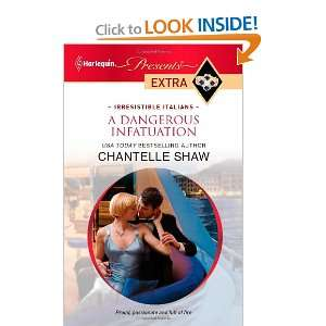 Presents Extra) Chantelle Shaw 9780373528509  Books