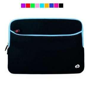 Apple Macbook 13.3 inch Laptop Neoprene Sleeve (Black Pink