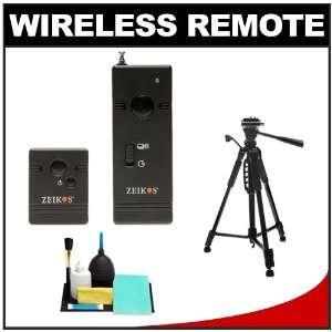 Zeikos Wireless Remote Shutter Release for Canon Digital