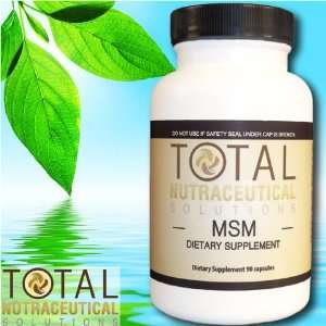 TNS MSM   All Natural Dietary Supplement: Health & Personal Care