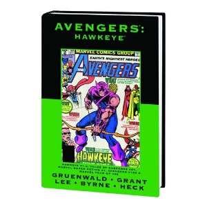 Avengers Hawkeye Premiere HC   Variant Edition Toys
