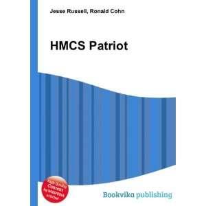 HMCS Patriot Ronald Cohn Jesse Russell Books