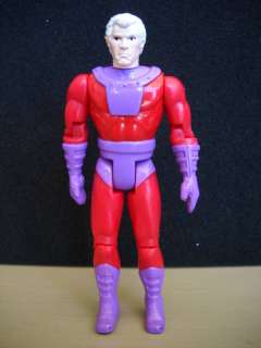 1991 MARVEL UNCANNY X MEN MAGNETO ACTION FIGURE, EX