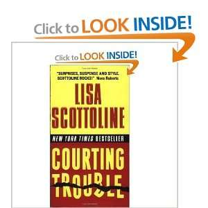Courting Trouble (9780708948705) Lisa Scottoline Books