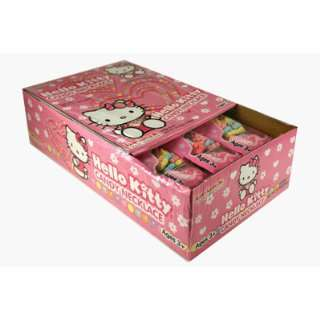 Hello Kitty Candy Necklace 12 Pack  Grocery & Gourmet Food