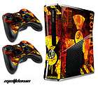 SKIN DECAL COVER FREE SHIP STICKER FOR XBOX 360 SLIM CONTROLLER MOD