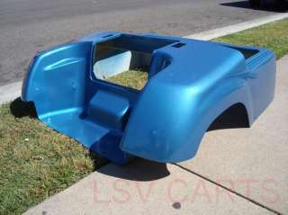 Yamaha G14 G16 G19 G22 CUSTOM Any Color Front + Rear Body COWL Club