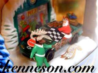Holiday Hot Wheels Series IV No. 2 of 3 Rudolphs Racer