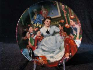 The King & I Getting to Know You Knowles China Plate