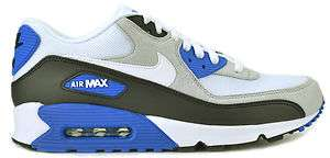 MAX 90 MENS 325018 050 ANTHRACITE GREY / WHITE / OBSIDIAN / SOAR BLUE