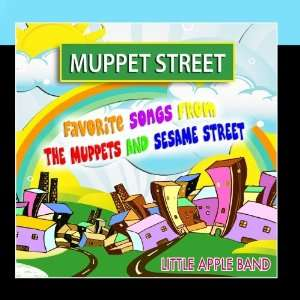 Songs from The Muppets and Sesame Street) Little Apple Band Music