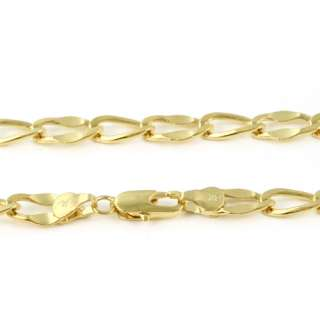 Long Men 24K yellow Gold Filled GF Chain Necklace 31