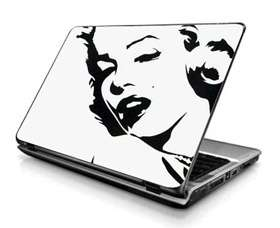 Laptop Skin Sticker Cover Marilyn Monroe 2