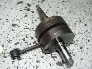 1975 SUZUKI TS125 TS 125 M CRANKSHAFT CRANK & ROD TC