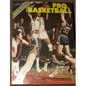 SPORTS ILLUSTRATED 1981 PRO BASKETBALL GAME Toys & Games
