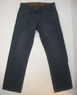 Authentic Signature Levi Strauss Mens Jeans Size 29x30