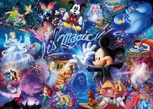 Japan Jigsaw Puzzle D 1000 384 Disney Its Magic (1000 Pieces)
