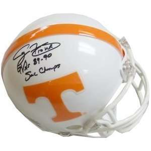 Cory Fleming Autographed/Hand Signed Tennessee Vols Mini
