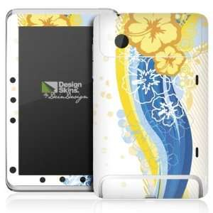 Design Skins for HTC Flyer   Hawaiian Rainbow Design Folie