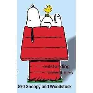 & Woodstock Sleeping Character Standup Cutout Peanuts, Charlie Brown