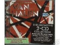 VAN HALEN DEFINITIVE COLLECTION 2 CD SET GREATEST HITS