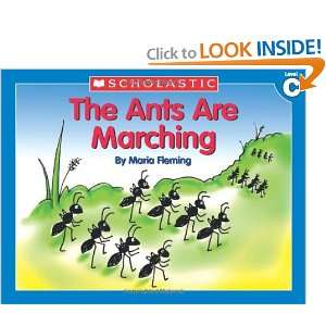 The Ants Are Marching (Little Leveled Readers, Level C