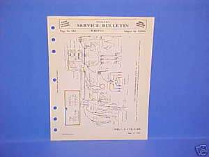 1946 1947 FORD LINCOLN CAR ELECTRICAL WIRING DIAGRAM