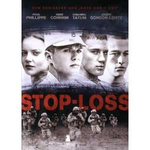 Stop Loss Poster German 27x40 Ryan Phillippe Abbie Cornish