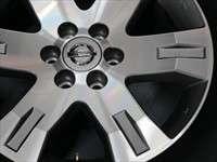 05 11 Nissan Pathfinder Xterra Factory 17 Wheels Tires OEM Rims 62495