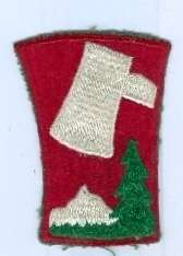 US ARMY PATCH   70TH INFANTRY DIVISION