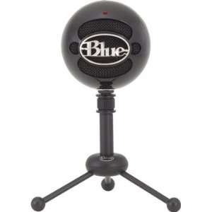 Blue Microphones Snowball   Black (USB Dual Capsule Cndnsr