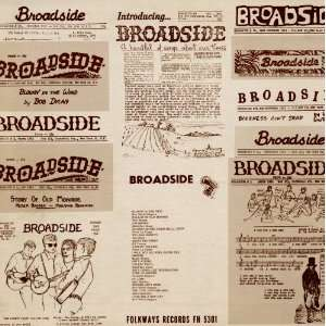 Broadside Ballads, Vol. 1 V/A Music